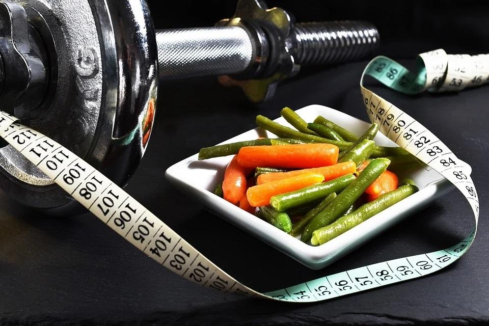Jídlem a sportem zhubnete