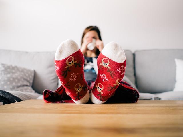 sobí ponožky