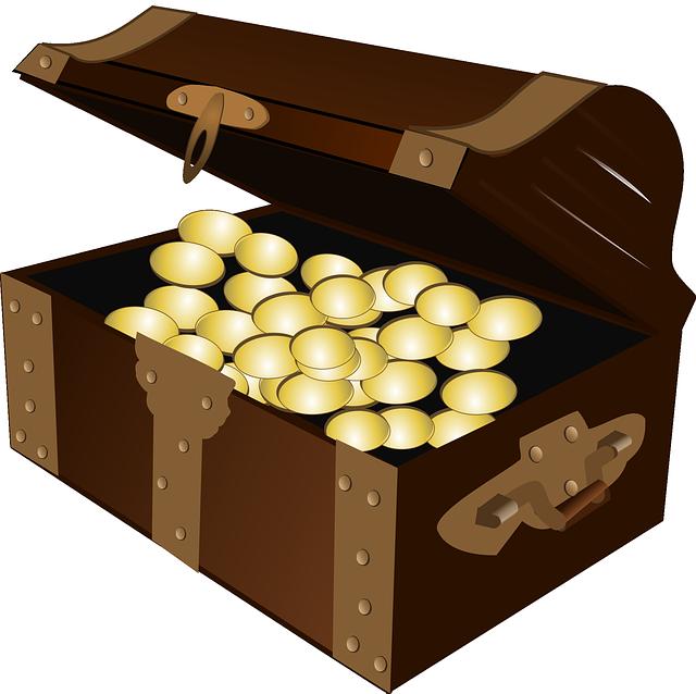 poklad zlata