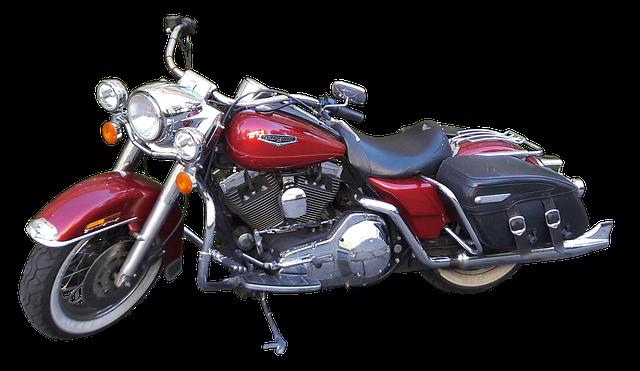 páčky na motorku