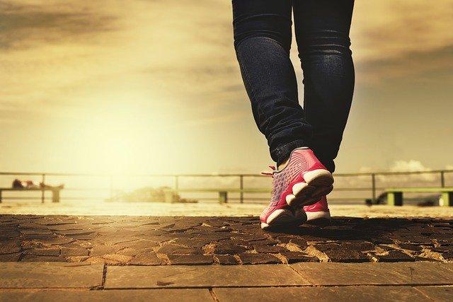 červené boty, sport