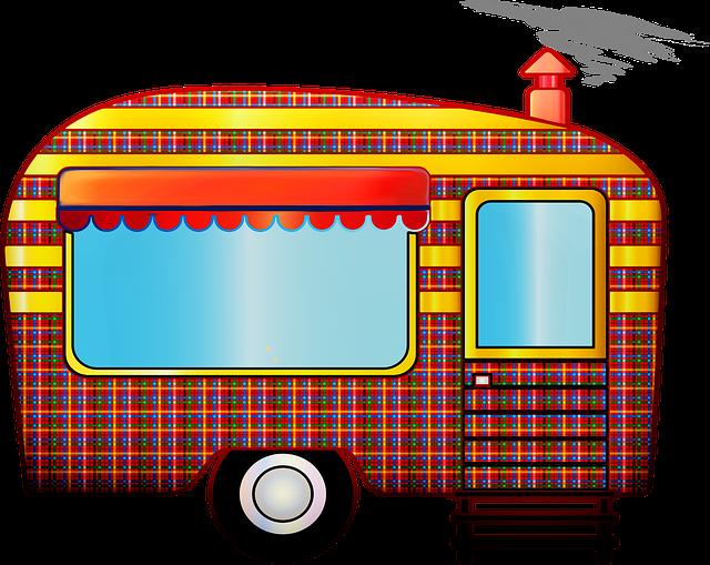 Mini karavan