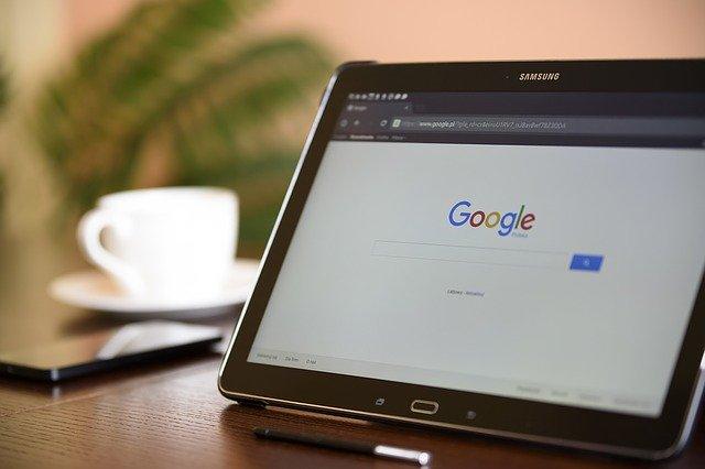 tablet s internetem